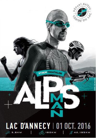 AlpsMan Triathlon XXL Annecy