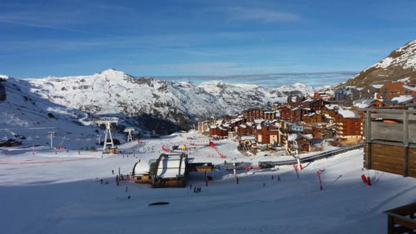 Val thorens meilleure station du monde aux world ski awards - Office de tourisme val thorens ...