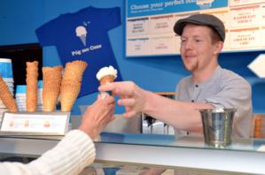 Murphy's fait la meilleure crème glacée artisanale d'Irlande - © D. Raynal