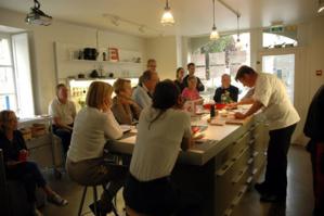 Cours de cuisine l 39 cole de cuisine corsaire cancale - Cuisine corsaire cancale ...