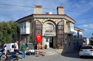 Imren Inn, hôtel  en pierre de taille d'Alaçati - © D. Raynal