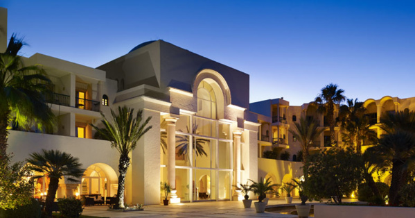 The Residence Tunis - © Matthew Shaw Photography
