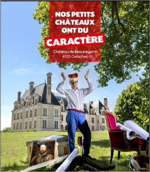 Petits Châteaux de caractère du Val de Loire