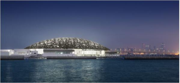 Ouverture du Louvre Abu Dhabi