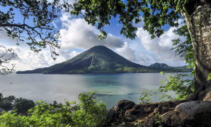 L'archipel volcanique des îles Banda © O.T. Wonderfull Indonesia