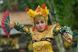 Danses traditionnelles balinaises © O.T. Wonderfull Indonesia