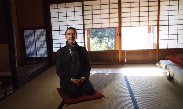 Sylvain Huet, premier français consacré « saké samouraï »