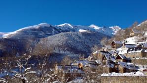 Le village © OT Saint-Lary