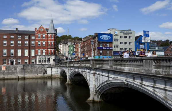 Cork - © Office de tourisme de l'Irlande.