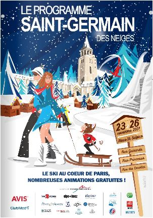 St Germain des Neiges