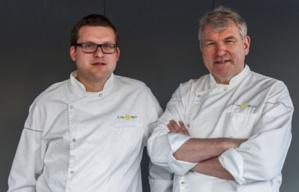 Tristan et Eric Martin, une cuisine à quatre mains - ©  A. Mélis