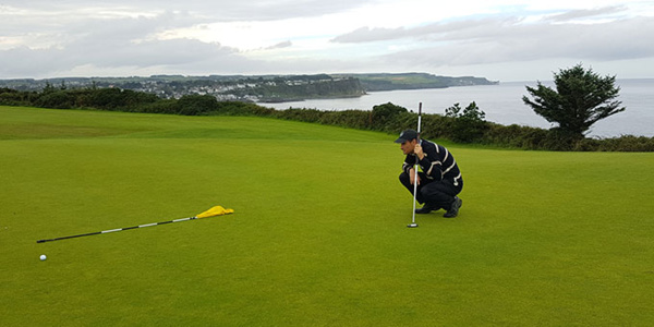 Belly Castle Golf Club - © T. Plassais - Swing-feminin.com