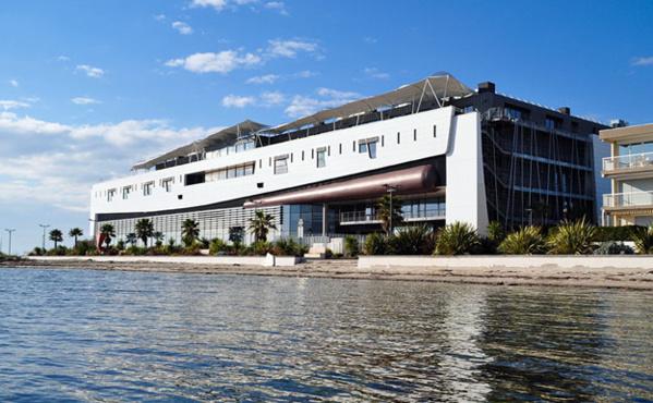 Innovations aux thermes de Balaruc-les-Bains