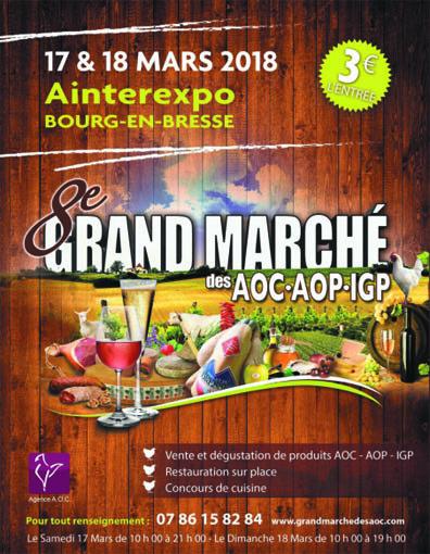 Grand Marché des AOC-AOP-IGP