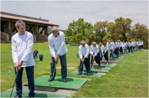 Torneig Cuina i Golf 2017 © Cuina de l'Empordanet