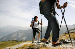 Randonnee au dessus de Vercorin - @ Valais suisse