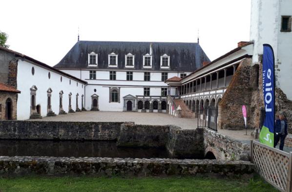 Le Château d'Urfé dévoile ses lignes Renaissance - © H. Gouleret