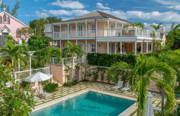 Bahama House nouveau Boutique Hôtel des Bahamas