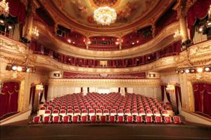 Le théâtre - © OT Baden-Baden