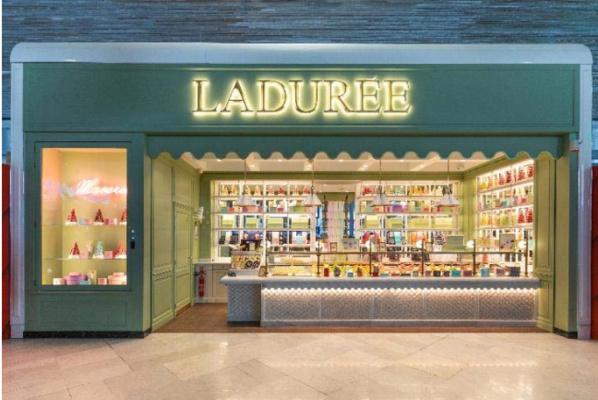 Boutique Maisons Ladurée - © Ladurée