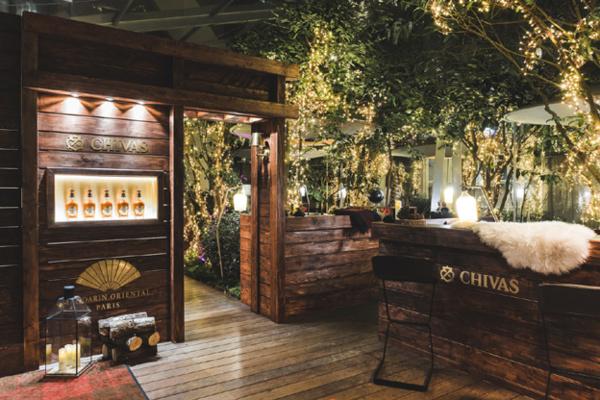 Le Jardin d'hiver du Bar 8 -  © Mandarin Oriental Paris