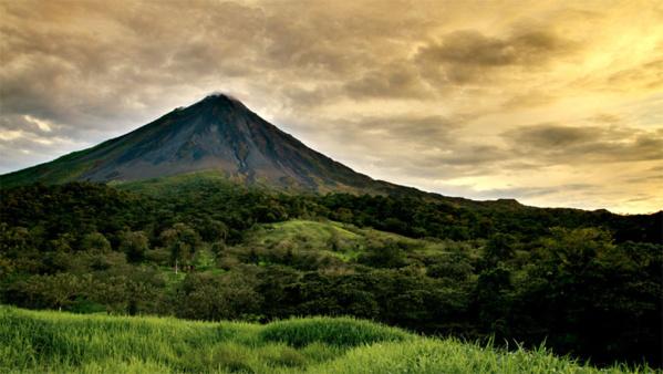 La route des volcans du Costa Rica