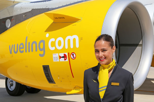 2 jours de tarifs exceptionnels avec Vueling