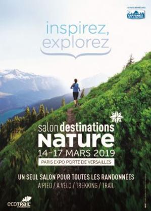Le salon Destinations nature... à ne pas manquer