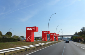 Fini Orly Ouest et Sud, voici Orly 1-2-3-4