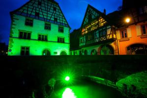 Pont fortifié de Kaysersberg en Alsace - © DR