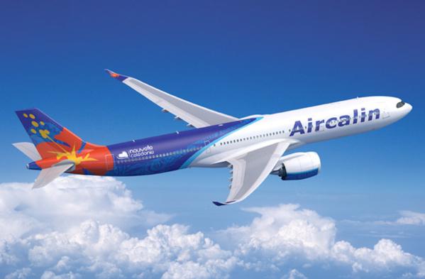 A330neo Aircalin - © Dreamstime.com