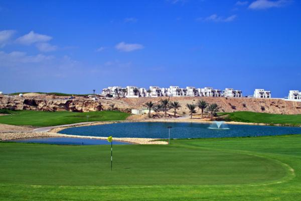 Muscat Hills Golf - © OT Oman