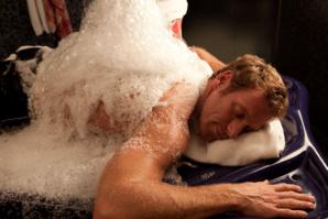 Massage à la brosse - © CassiopeiaTherme