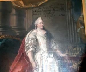 Portrait de Madame Denis - © H. Gouleret