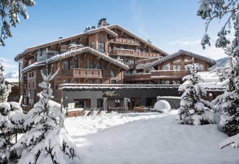 © Hôtel Barrière Les Neiges