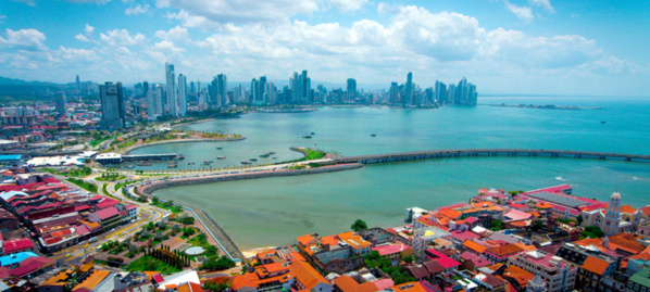 Panama City Cinta Costera - © DR