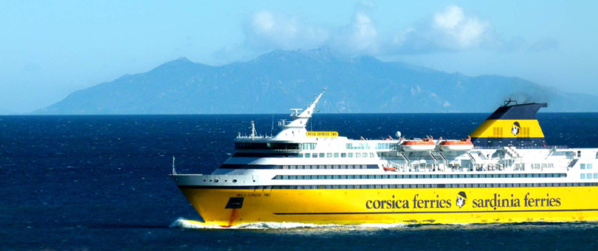© Corsica Ferries