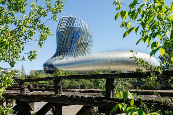 Cité du vin - © Piscal