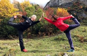 Yoga coaching - © DR
