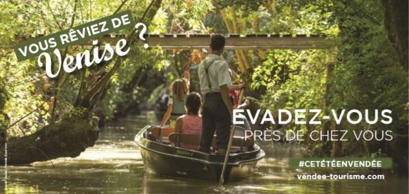 Evadez-vous près de chez vous.... en Vendée