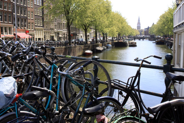 Amsterdam - © David Raynal