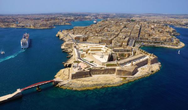 La Valette - © Office du Tourisme de Malte