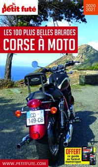 Corse à moto, ride entre mer et montagne