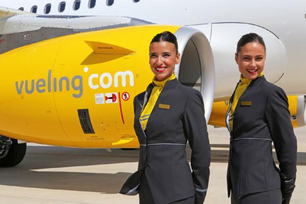 Vueling programme 4 vols hebdomadaires depuis Paris Orly vers Barcelone