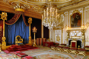 Salle du trône - © Jerôme Schwab