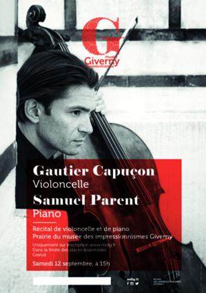 Un concert de musique classique pour l'ouverture de l'exposition le 12 septembre.