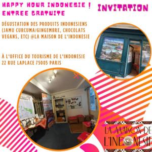 La Maison de l'Indonésie nous apporte toutes les saveurs de l'archipel