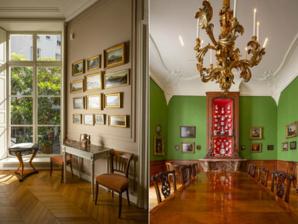 Le vestibule et la salle à manger - © Jannes Linders