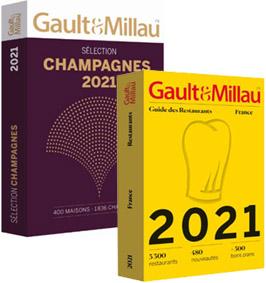 """Palmarès Gault&Millau 2021 - Christophe Hay """"cuisinier de l'année"""""""