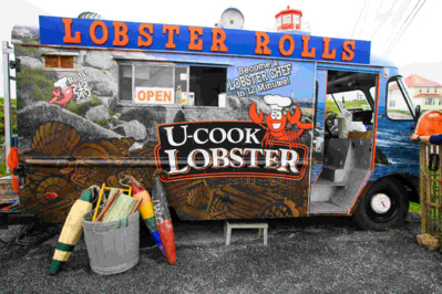 food truck « U-cook Lobster » - © Dominique Marché